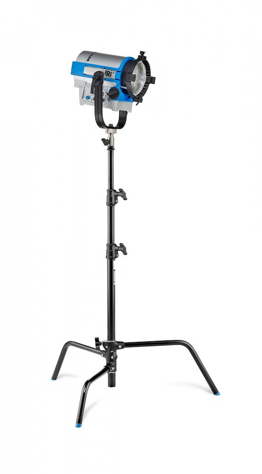 c stands c stand 16 with detacheable base black finish version a2016dcb w light