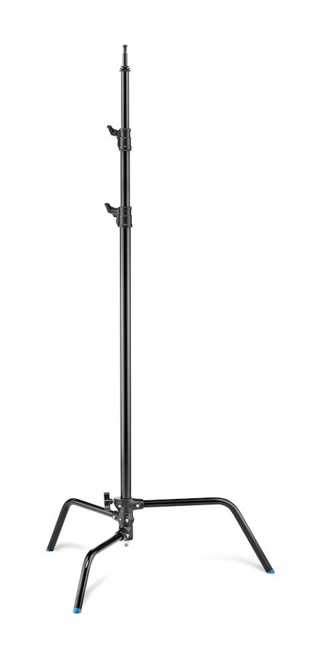 c stands c stand 33 with sliding leg in black finish version a2033lcb
