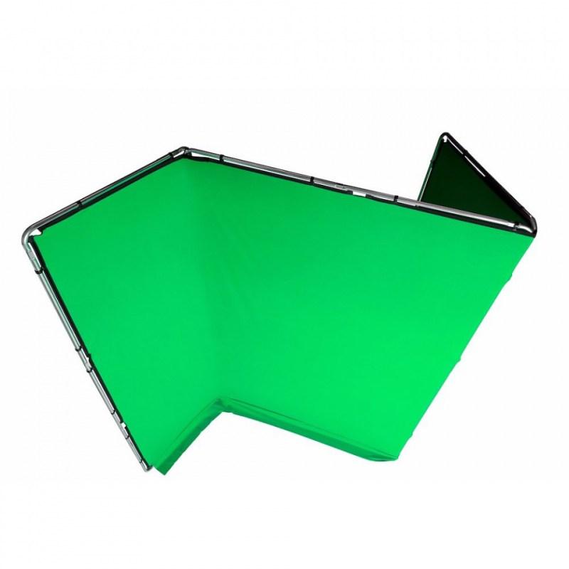 chroma key fx manfrotto 4x2 9m background kit green mlbg4301kg detail 03