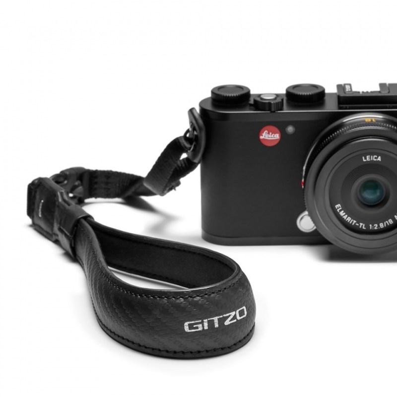gitzo century camera straps gcb100ws frontview
