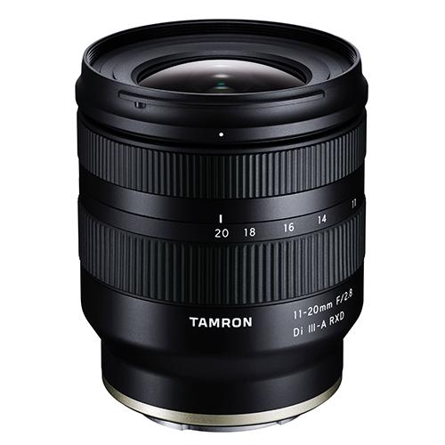 Tamron1120mmF2.8DiIIIARXDLensSonyE1