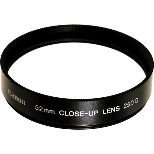 Canon 2819A001 52mm 250D Close up Lens 1404481824 87479