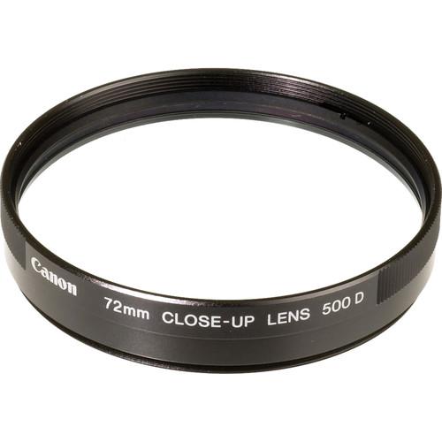 Canon 2823A001 72mm 500D Close up Lens 1404482749 87500