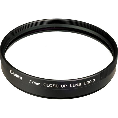 Canon 2824A001 77mm 500D Close up Lens 1404482749 87503