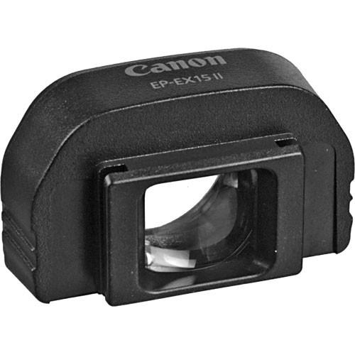 Canon 3069B001 EP EX15 II Eyepiece Extender 1233174916 547886 1