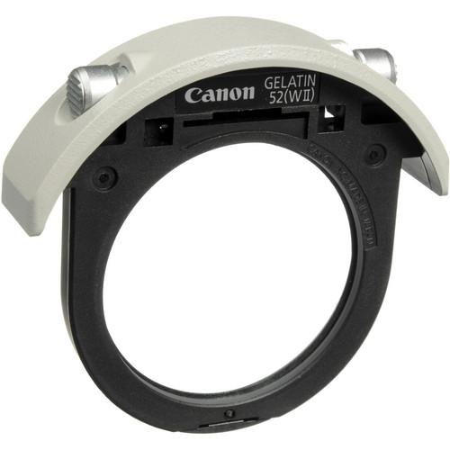 Canon 4772B001 52mm Drop in Gelatin Filter 1320747743 763733