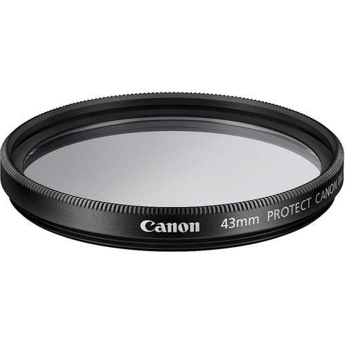 Canon 6323b001 43mm UV Protector Filter 1342788416 883413