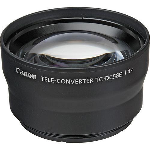 Canon 6926b001 TC DC58E Tele Converter for Canon 1350904015 894772