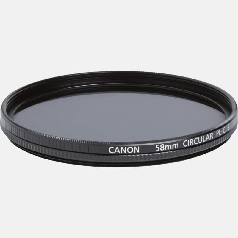 circular polarizing pl c b filter 58mm png scaled