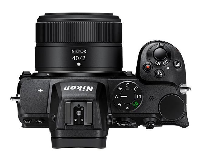 Nikon Nikkor Z 40mm f2 lens for Nikon Z mount 4