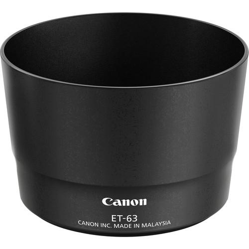 canon 8582b001 et 63 lens hood for 1377508878 1001314