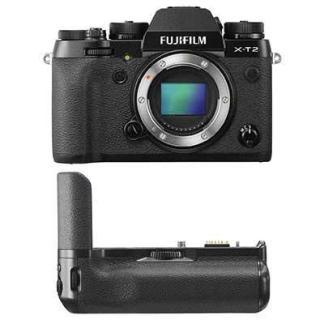 Fuji X-T2 Digital Camera with Power Booster Grip