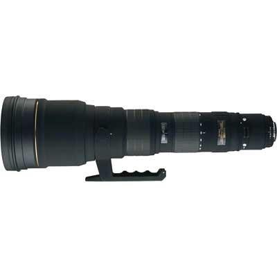 Sigma 300-800mm f5.6 EX DG APO HSM Lens