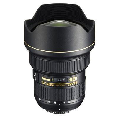 Nikon 14-24mm f/2.8G ED AF-S NIKKOR Wide Zoom Lens