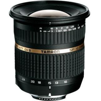 Tamron 10-24mm f3.5-4.5 Di II LD AF SP Aspherical (IF)