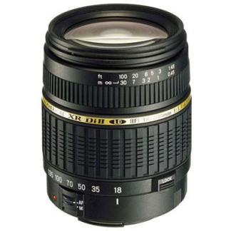 Tamron 18-200mm f3.5-6.3 AF XR DI II Lens