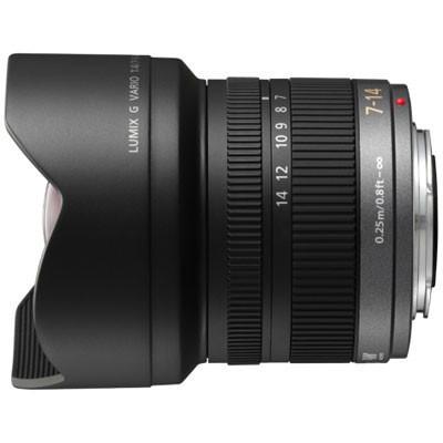 Panasonic 7-14mm f4 LUMIX G Vario Lens