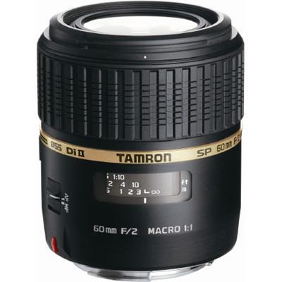 Tamron SP AF 60mm f2 Di II LD (IF) Macro Lens