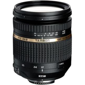 Tamron 17-50mm f2.8 XR Di II VC Lens with Motor