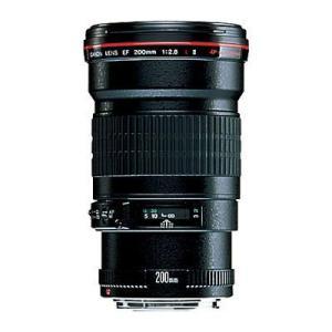 Canon EF 200mm f2.8 L USM MKII Lens