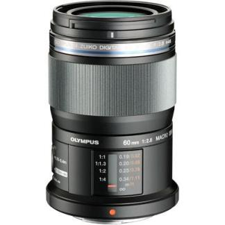 Olympus 60mm f2.8 Macro M.ZUIKO Digital ED Micro Four Thirds Lens