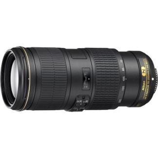Nikon 70-200mm f4 G ED VR Lens