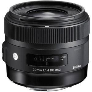 Sigma 30mm f1.4 DC HSM A Lens
