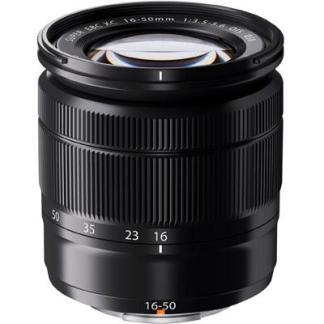 Fuji 16-50mm f3.5-5.6 XC OIS Lens