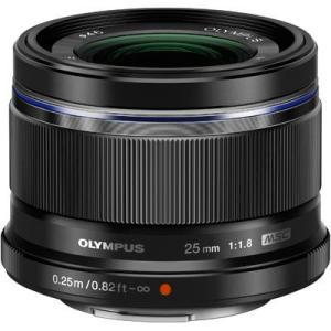 Olympus 25mm f1.8 M.ZUIKO Digital Lens