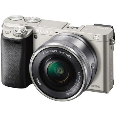 Sony Alpha A6000 Digital Camera with 16-50mm Power Zoom Lens