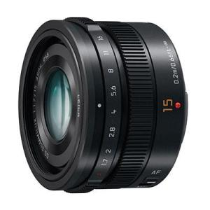 Panasonic 15mm f1.7 Leica Summilux DG ASPH