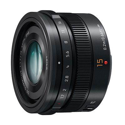 Panasonic 15mm f1.7 Leica Summilux DG ASPH