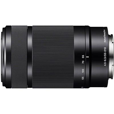 Sony E55-210mm f4.5-6.3 OSS Lens