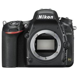 Nikon D750 Digital SLR Camera Body