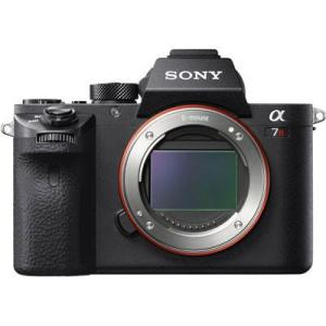 Sony Alpha A7R Mark II Digital Camera Body