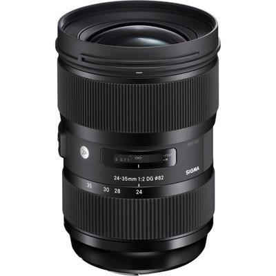 Sigma 24-35mm f2 DG HSM Art Lens