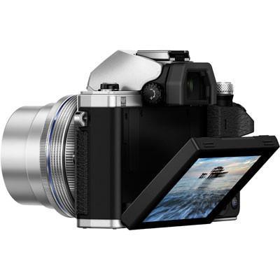Olympus OM-D E-M10 Mark II Digital Camera with 14-42mm Lens