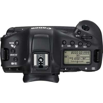 Canon EOS 1D X Mark II Digital SLR Camera Body
