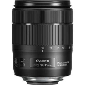 Canon EF-S 18-135mm f3.5-5.6 IS USM Lens