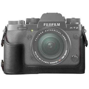 Fujifilm X-T2 BLC-XT2 Leather Half Case