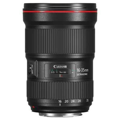 Canon EF 16-35mm f2.8L III USM Lens