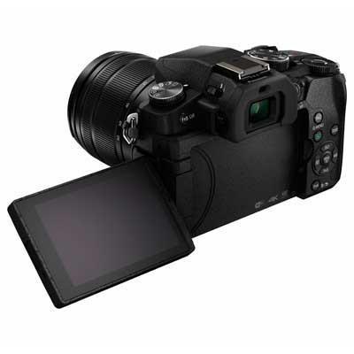 Panasonic Lumix DMC-G80 with 12-60mm lens