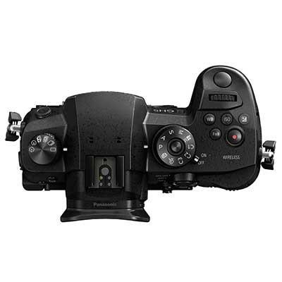 Panasonic Lumix DMC-GH5 Digital Camera Body