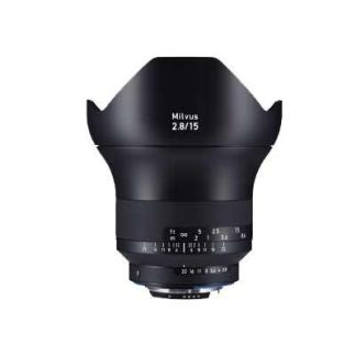 Zeiss 15mm f2.8 Milvus ZF.2 Lens