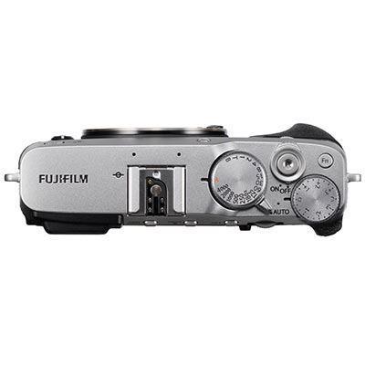Fujifilm X-E3 Digital Camera Body - Silver
