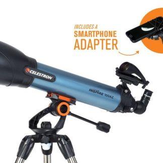 Inspire 100mm AZ Refractor