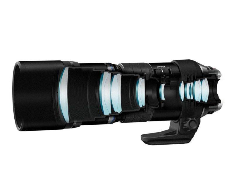 Olympus M.Zuiko Digital ED 300mm f/4.0 IS Pro Lens