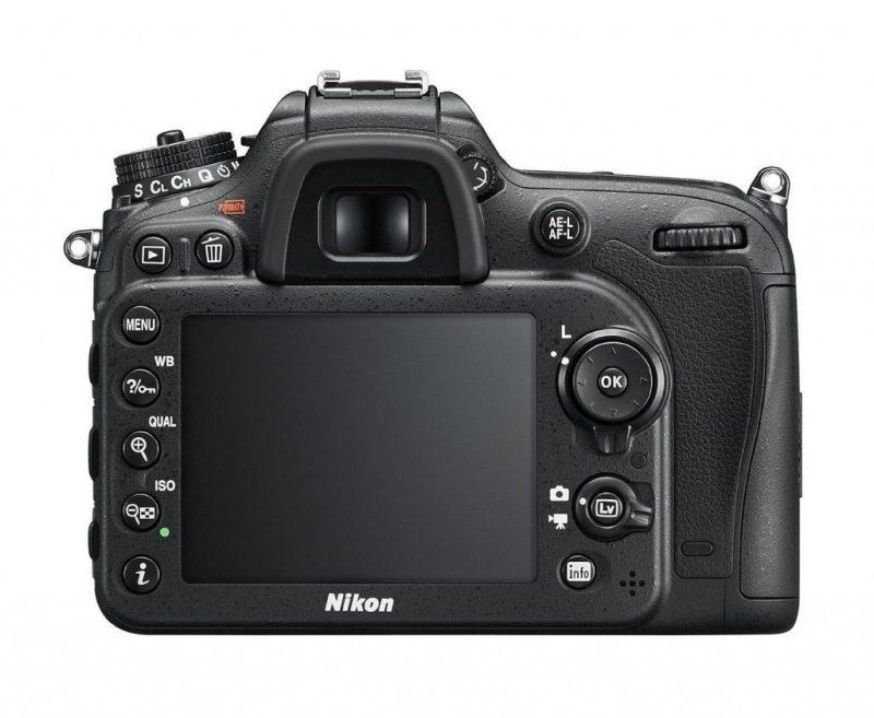 Nikon D7200 Digital SLR Camera Body