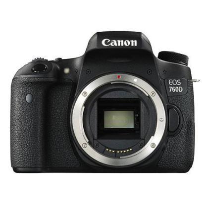 Canon EOS 760D Digital SLR Body