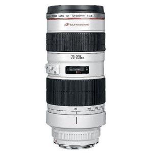 Canon EF 70-200mm f2.8L Lens